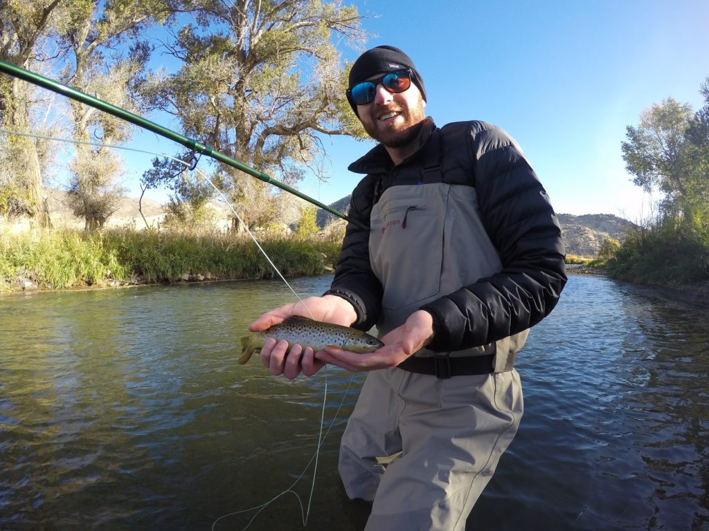 Daniel and emily 801 fly fishing for Weber river fishing report