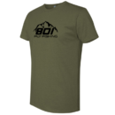801MilitaryGreenShirt-SideView